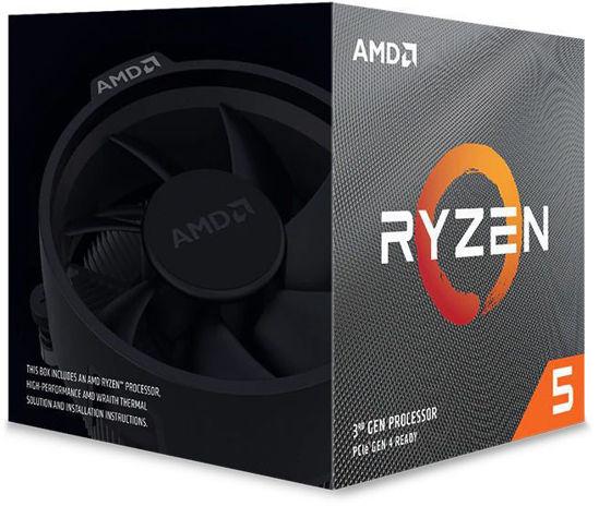 Picture of AMD Ryzen 5 5600X 3,7GHz AM4 BOX 100-100000065BOX