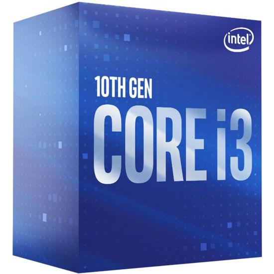 Picture of Intel Core i3-10100F 3,6GHz 6MB LGA1200 Box BX8070110100F