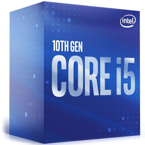 Picture of Intel Core i5-10600K 3,3GHz LGA1200 Box BX8070110600KF (Without Fan)