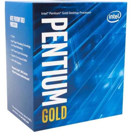 Picture of Intel Pentium Gold G6500 4,1GHz LGA1200 Box BX80701G6500