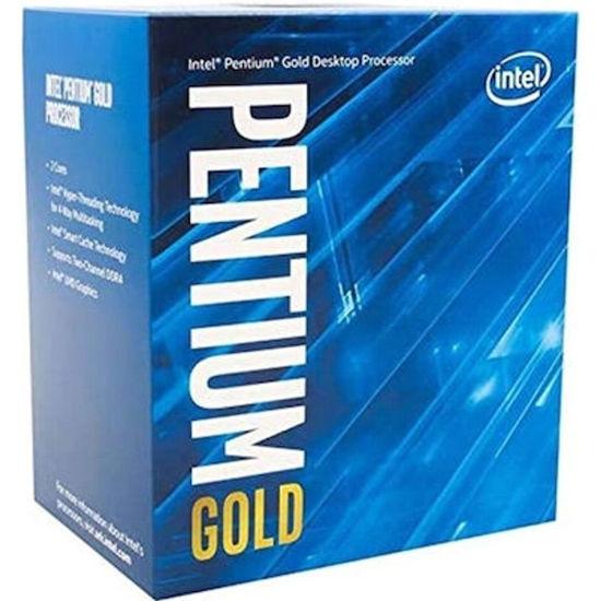 Picture of Intel Pentium Gold G6600 4,2GHz LGA1200 Box BX80701G6600