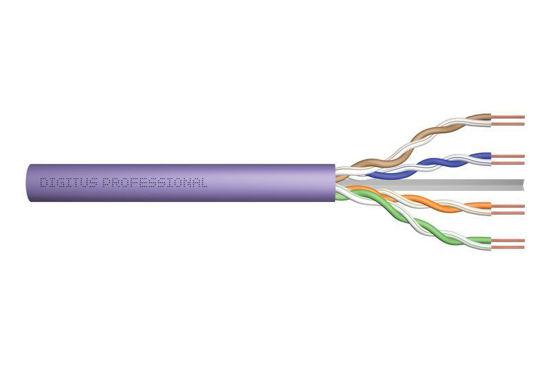 Picture of Digitus DK-1613-VH-305 CAT6 U-UTP Installation 305m Purple