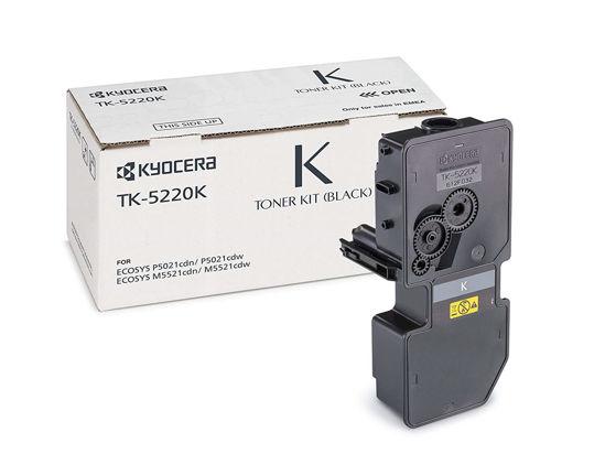 Picture of Kyocera TK-5220K (1T02R90NL1) Black, originalen toner