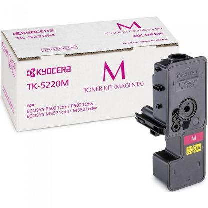 Kyocera TK-5220M (1T02R9BNL1) Magenta, originalen toner