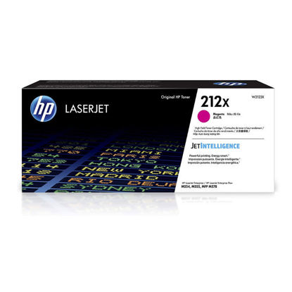HP W2123X (212X) Magenta, originalen toner