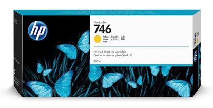 HP P2V79A nr.746 Yellow, originalna kartuša