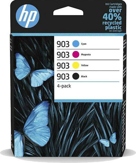 Picture of HP 6ZC73AE nr.903 BK/C/M/Y, komplet originalnih kartuš