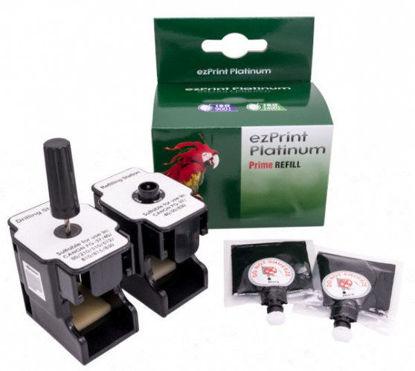 ezPrint PG-510/PG-512/PG-540/PG-545 + 18ml Black, polnilni set