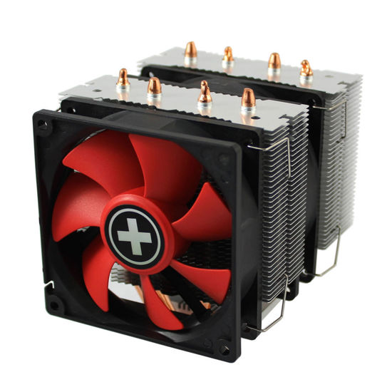 """Picture of Xilence Multi Socket cooler """"M404D"""" (XC044) Red"""