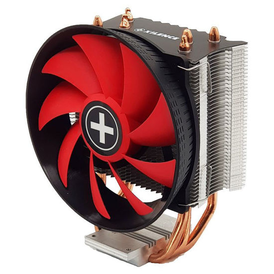 Picture of Xilence M403 Pro CPU Cooler (XC029) Red