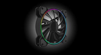AIO 12cm GFN12RZ04 RGB Black GAP00003