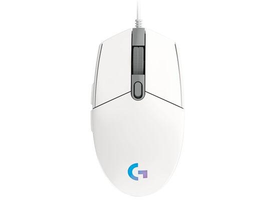 Picture of Logitech G102 LightSync Gamer White