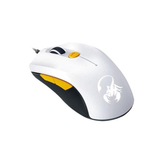 Picture of Genius Scorpion M6-600 Gaming White/Orange