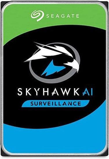Picture of Seagate 18TB 7200rpm SATA-600 256MB SkyHawk AI ST16000VE000