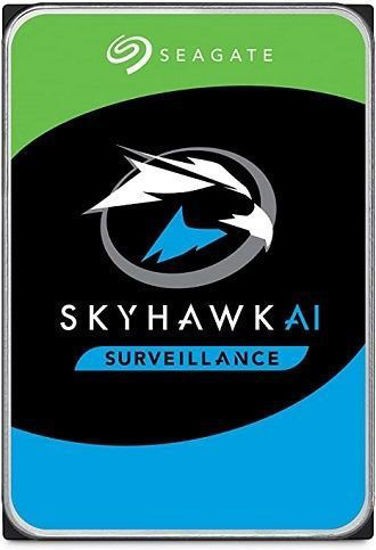 Picture of Seagate 8TB 7200rpm SATA-600 256MB SkyHawk AI ST8000VE000