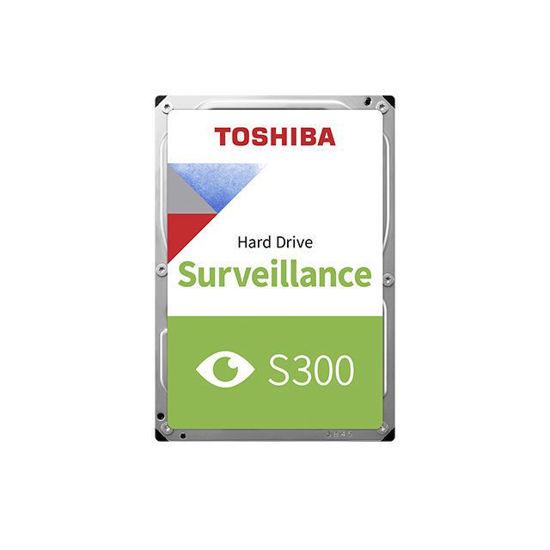 Picture of Toshiba 4TB 5400rpm SATA-600 128MB S300 HDWT140UZSVA