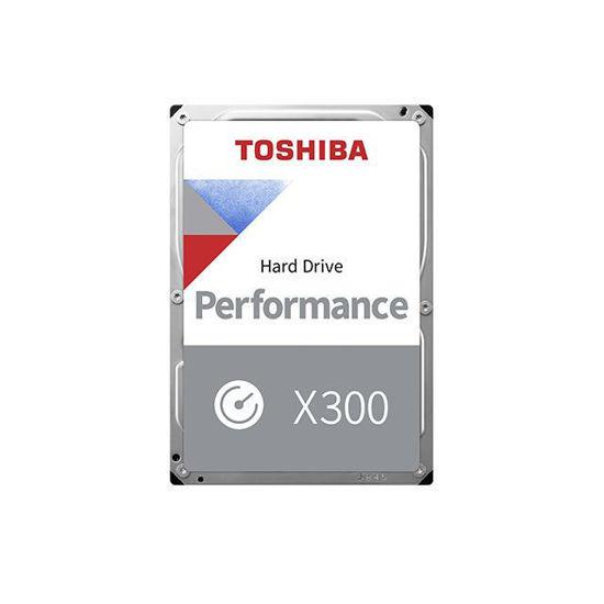 Picture of Toshiba 6TB 7200rpm SATA-600 256MB X300 HDWR160EZSTA