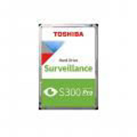 Picture of Toshiba 8TB 7200rpm SATA-600 256MB S300 Pro HDWT380UZSVA