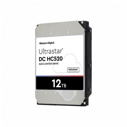 WD 12TB 7200rpm SATA-600 256MB Ultrastar DC HC520 HUH721212ALE604