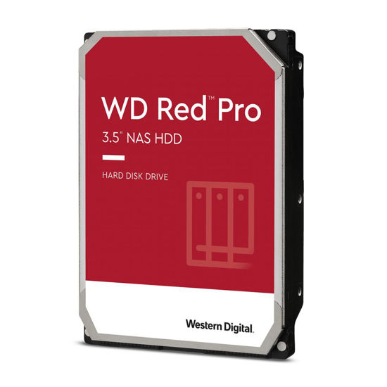 Picture of WD 18TB 7200rpm SATA-600 512MB Red Pro WD181KFGX
