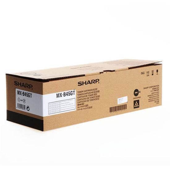 Picture of Sharp MX-B45GT (MXB45GT) Black, originalen toner