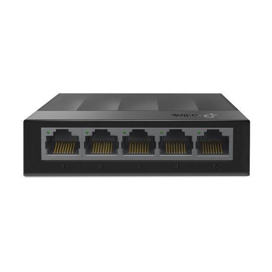 Picture of TP-Link LS1005G 5-Port Gigabit Desktop Switch