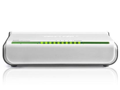 Tenda S108 V8.0 8-Port Fast Ethernet Switch