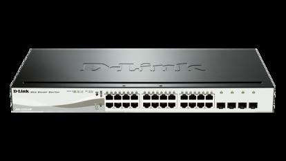 D-Link DGS-1210-24P 24 Port Gigabit Smart Switch
