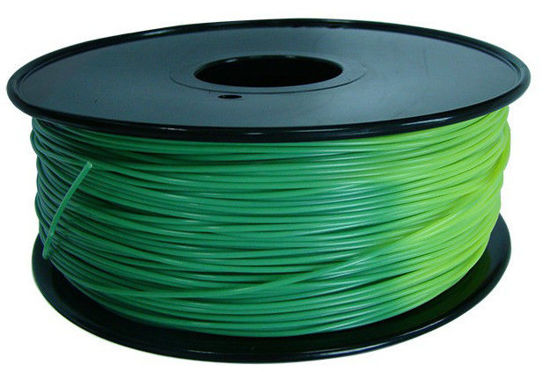 Picture of 3D filament PLA 1,75 mm Tempshift Green-Yellow 1kg