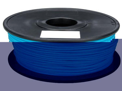 3D filament PLA 1,75 mm (Pantone 291c) Blue 1kg