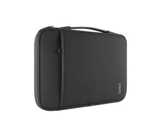 """Picture of Belkin B2B075-C00 Chromebook Sleeve 14"""" Black, torba za prenosnik"""