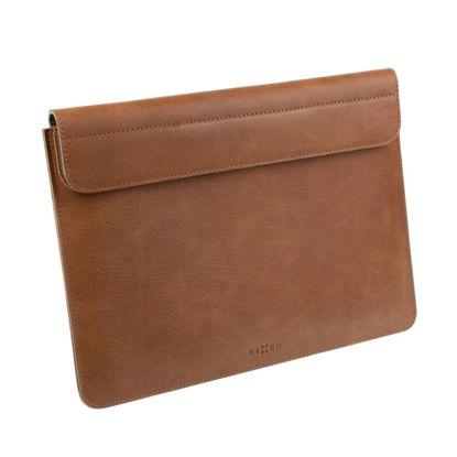 "FIXED FIXOX2-PRO16-BRW Leather Oxford (MacBook Pro) 16"" Brown, torba za prenosnik"
