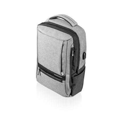 "Modecom MC-SMART-15 Smart Laptop 15.6 ""Grey / Black, nahrbtnik za prenosnik"