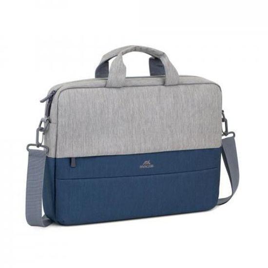 Picture of RivaCase 7532 Anti-theft 15.6'' Gray / Dark blue, torba za prenosnik