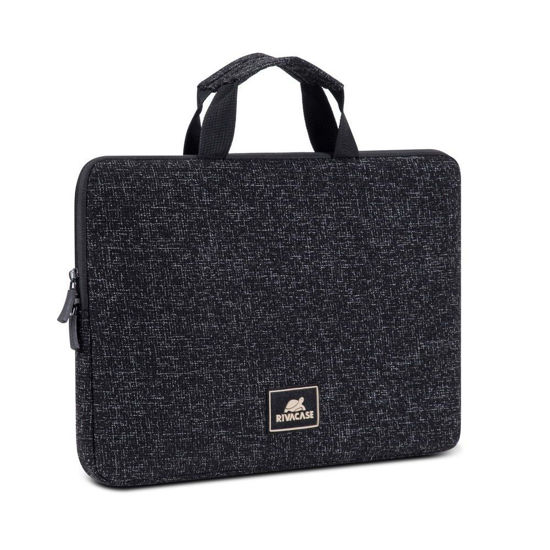 """Picture of RivaCase 7913 Laptop sleeve 13.3 """"Black, torba za prenosnik"""