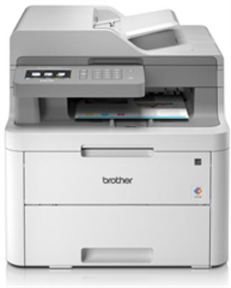 Brother DCP-L3550CDW (DCPL3550CDWYJ1), večfunkcijska naprava