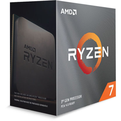 AMD Ryzen 7 5800XT 3,8GHz AM4 BOX 100-100000063WOF