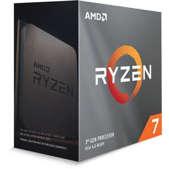 Picture of AMD Ryzen 7 5800XT 3,8GHz AM4 BOX 100-100000063WOF