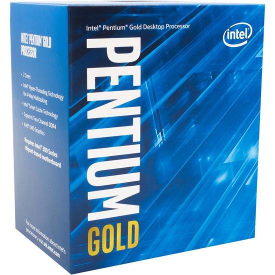Picture of Intel Pentium Gold G6605 4,3GHz 4MB LGA1200 Box BX80701G6605