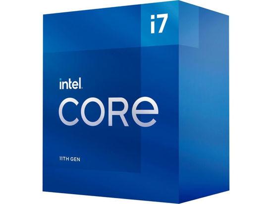Picture of Intel Core i7-11700 2,5GHz 16MB LGA1200 Box BX8070811700