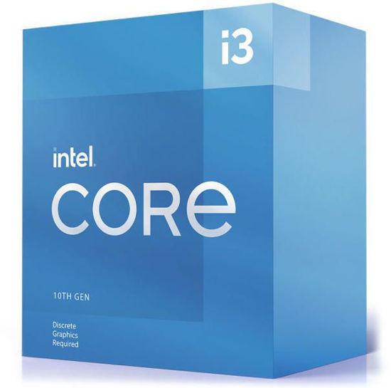 Picture of Intel Core i3-10105F 3,7GHz 6MB LGA1200 BOX BX8070110105F