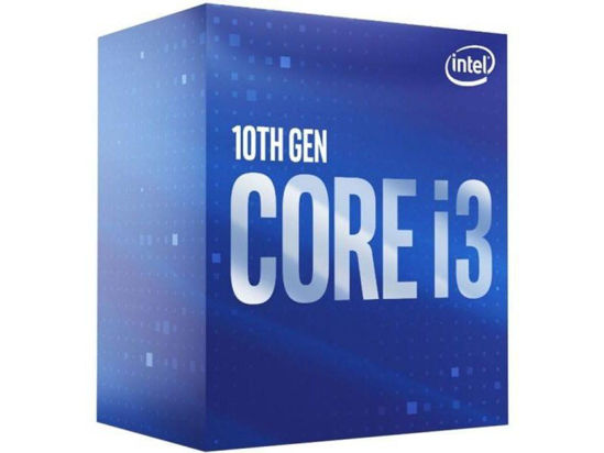 Picture of Intel Core i3-10105 3,7GHz 6MB LGA1200 BOX BX8070110105