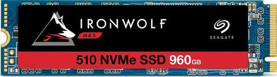Picture of Seagate 960GB M.2 2280 NVMe IronWolf 510 ZP960NM30011