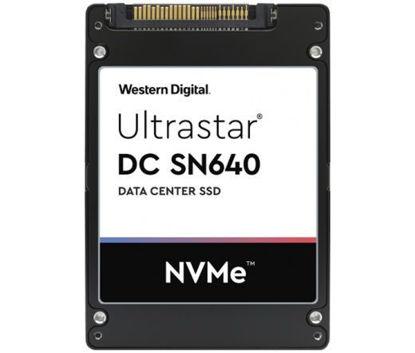 WD 1,92TB U2 NVMe DC SN640 0TS1928