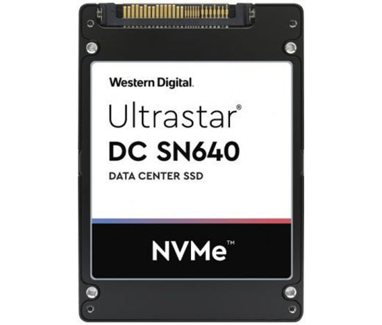 Picture of WD 1,92TB U2 NVMe DC SN640 0TS1928