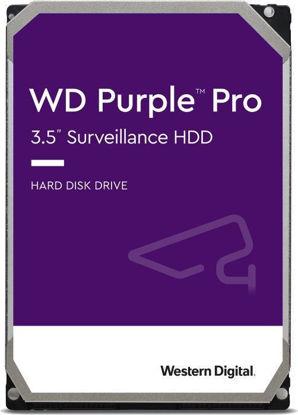 WD 14TB 7200rpm SATA-600 256MB Purple Pro WD141PURP