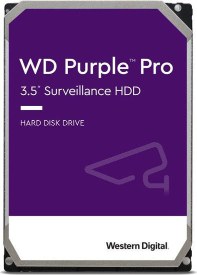 Picture of WD 14TB 7200rpm SATA-600 256MB Purple Pro WD141PURP
