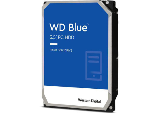 Picture of WD 500GB 7200rpm SATA 32MB Blue WD5000AZLX