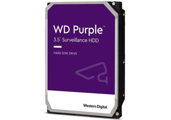 Picture of WD 8TB 5640rpm SATA-600 128MB Purple WD84PURZ