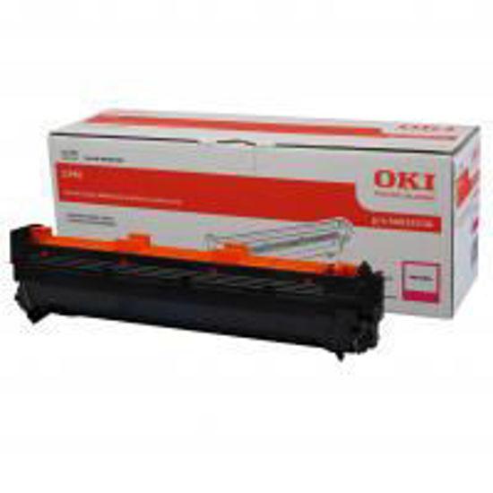 Picture of Oki C910 (44035518) Magenta, originalen boben